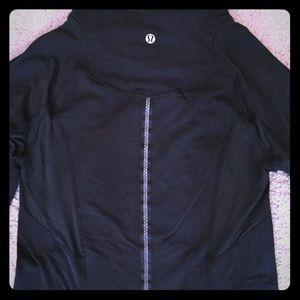 Lululemon half zip jacket